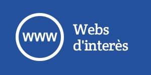Webs d'interès