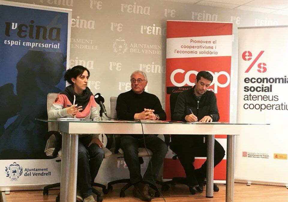CoopCamp obre un nou punt d'atenció al Vendrell