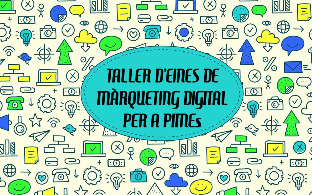Taller d'eines de màrqueting online per a pimes