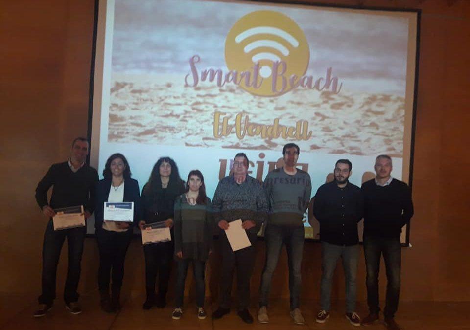 El programa 'Smart Beach' impulsa quatre idees de negoci per a les platges