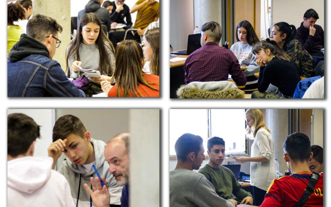 Seminaris i tallers de generació d'idees previs al Concurs Joves amb Idees