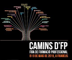 Reus acull Camins d'FP 2019, la Fira de formació professionalitzadora del Camp de Tarragona