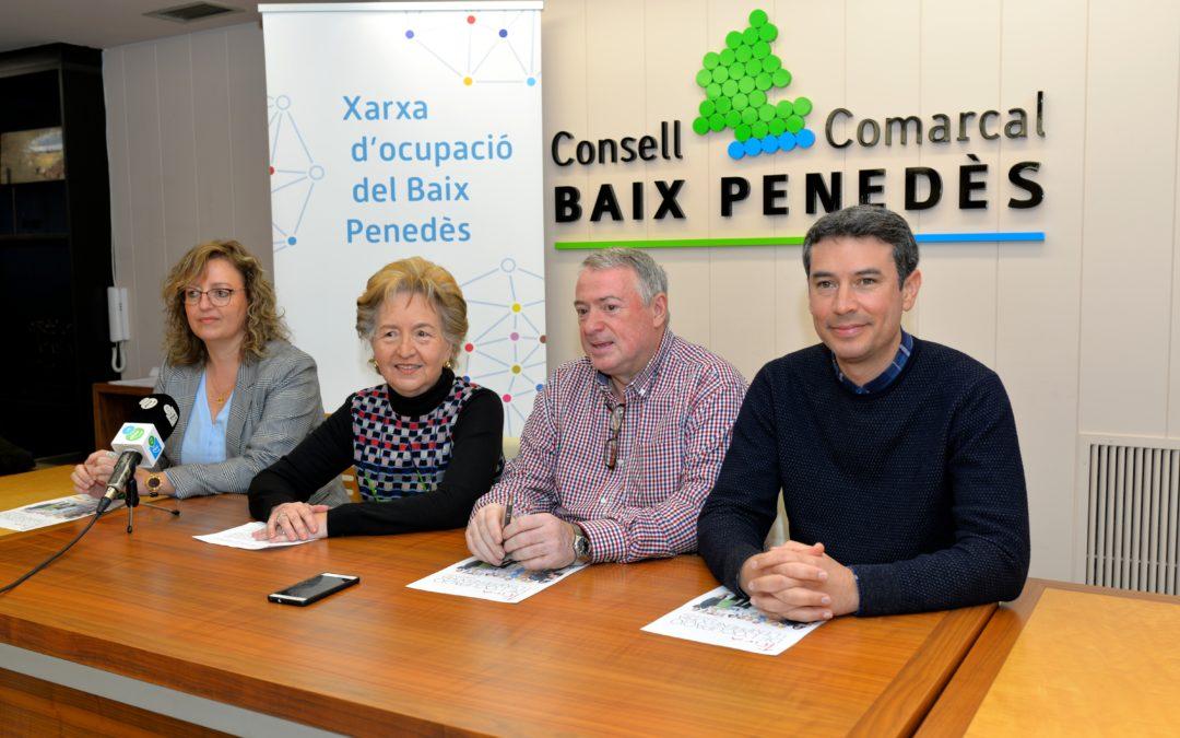 La Fira d'Ocupació i l'Emprenedoria del Baix Penedès oferirà més de 600 llocs de treball