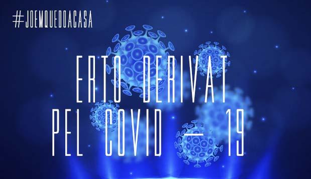 ERTO derivat pel COVID – 19