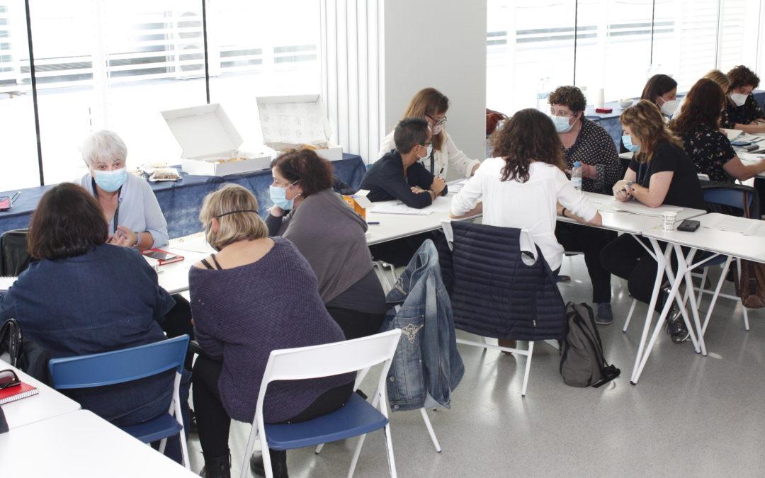 L'Eina Servei d'ocupació participa a la primera jornada de treball de representants dels Serveis locals d'ocupació i Desenvolupament local de Catalunya