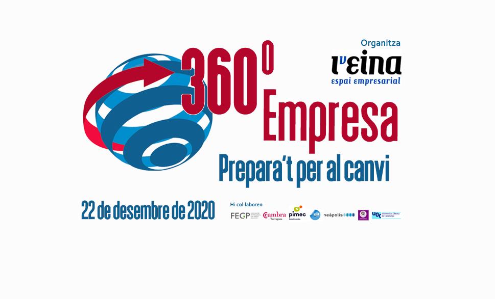 360º EMPRESA – Prepara't per al canvi